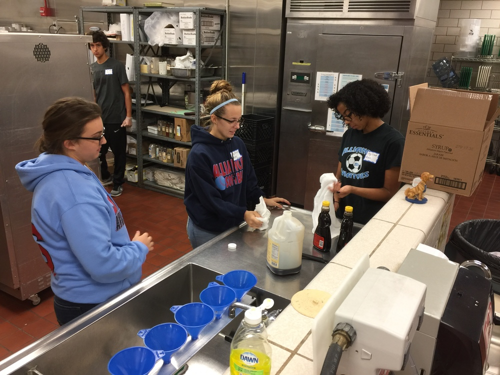 Key Club helps those in need
