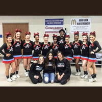 Cheer Squad Places 1st in Division