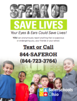 Speak up and Save Lives