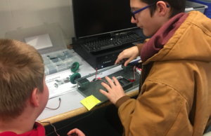 AMS prepares students for STEM jobs using MakerMinded