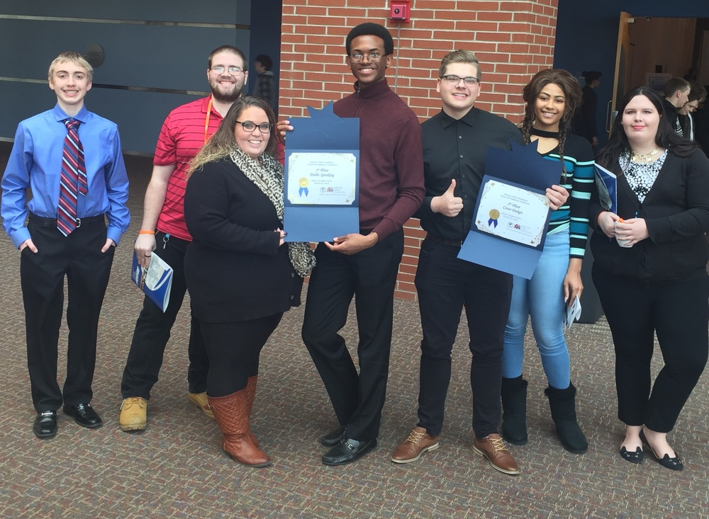 Students place high at Jobs for Ohio Graduates competition