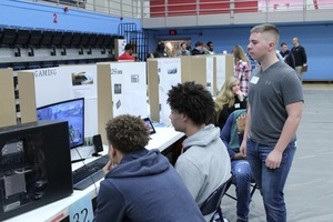 AHS Holds First Capstone Fair