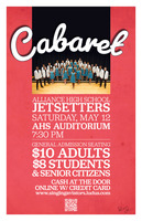 Jetsetters to perform final show for the year; Cabaret