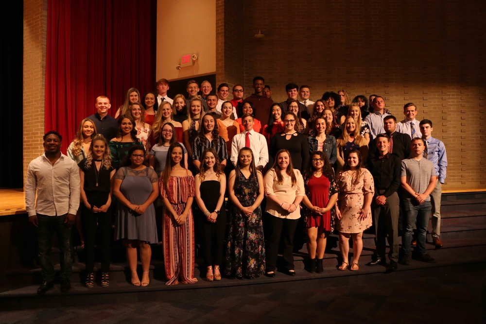 Class of 2018 receives over $2.3 million in scholarships/awards