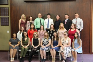 Academic Recognition Banquet features speakers Allison and Amanda Lansell