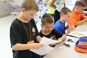 Summer Explorers continues at ACS