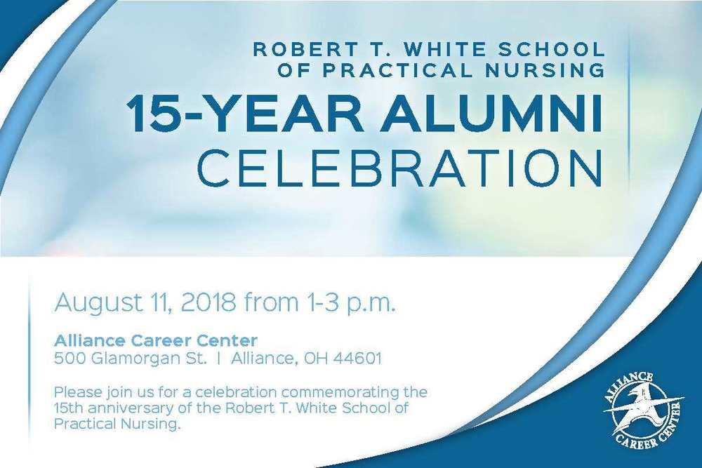 Robert T. White 15 Year Celebration