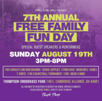 Alliance Natives host 7th annual Family Fun Day