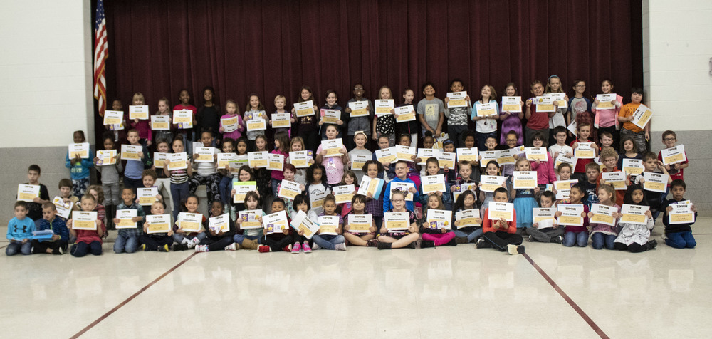 Parkway Students Honored at Awards Ceremony