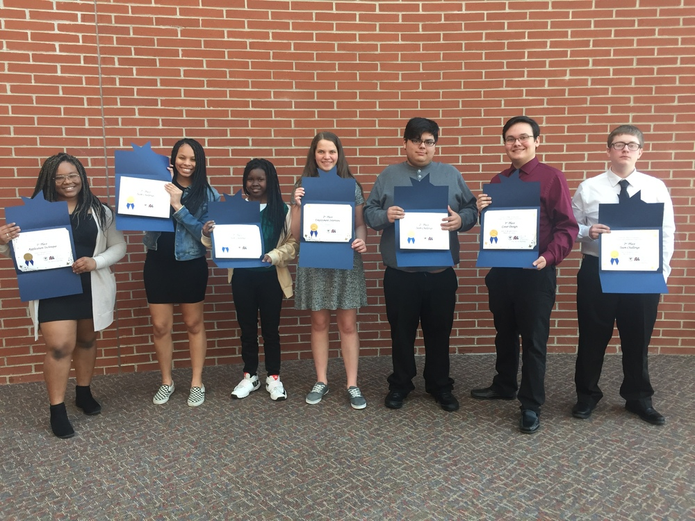 Alliance JOG Students bring home big awards, qualify for state