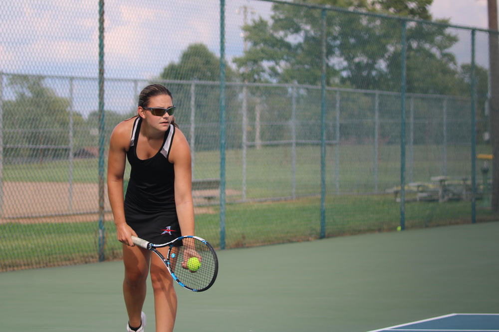Standout Doubles Team Wraps Up Undefeated Season