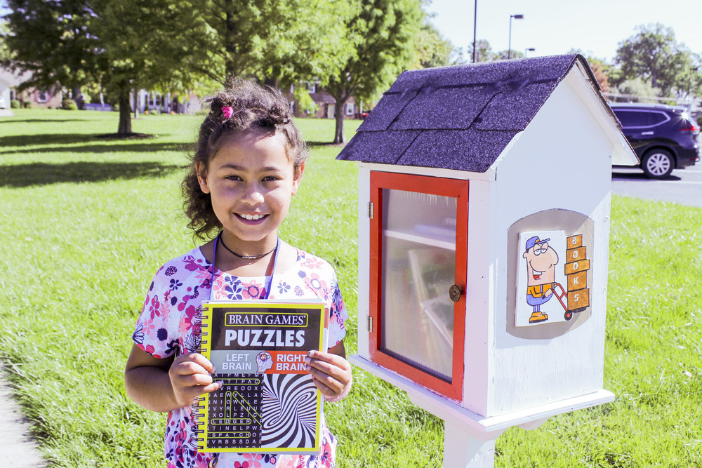 Rockhill's Little Free Library