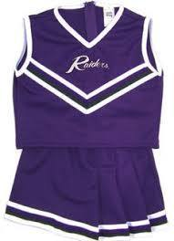 University of Mount Union Cheerleaders