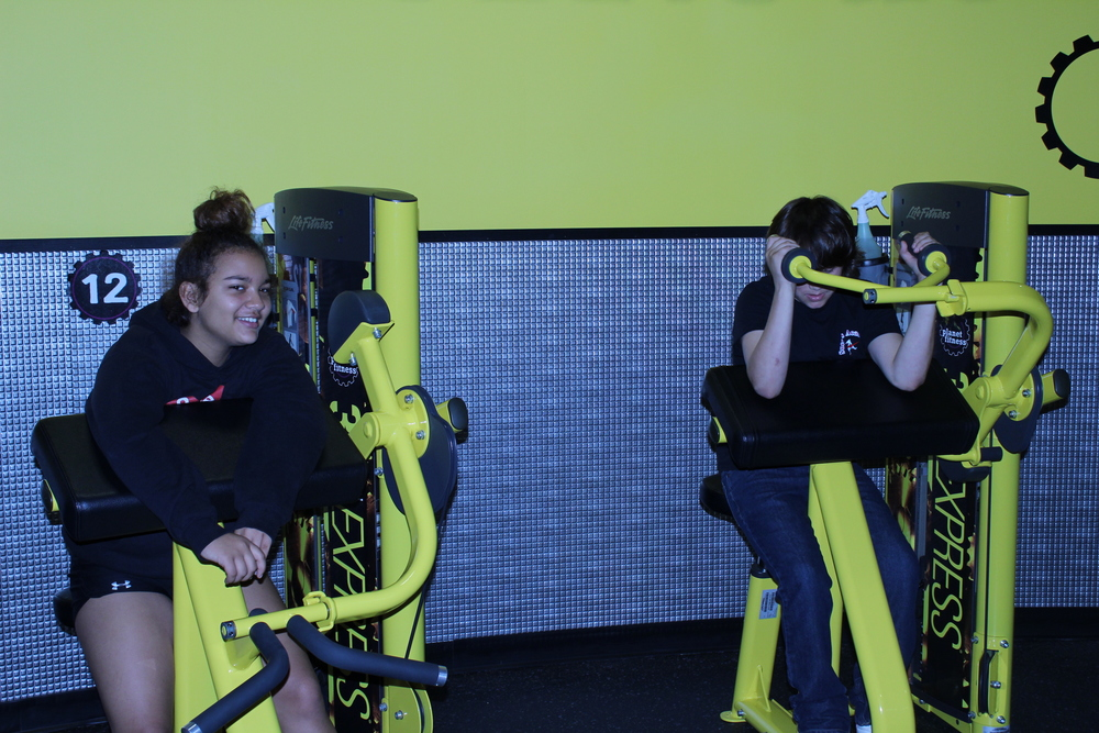 Success Academy Partners with Planet Fitness
