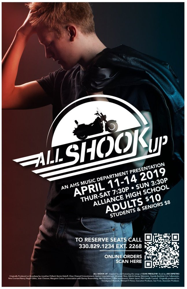 "AHS is ""All Shook Up"""
