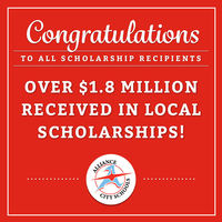 $1.8 Million Awarded in Local Scholarships