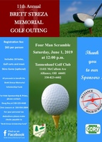 Golf Outing Raises Money for Scholarship