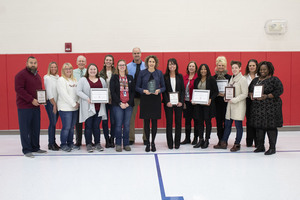 BOE Celebrates District Achievements