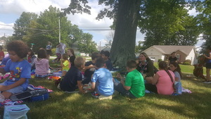 Lunch On the Lawn!!!