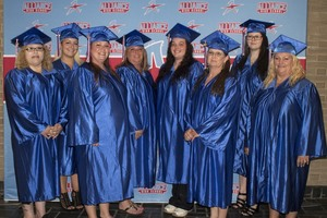 ACC Graduates Eight Medical Assistants