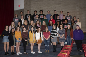 AHS Honored Winter Athletes