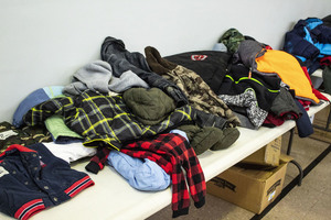 Annual coat give-away helps local families
