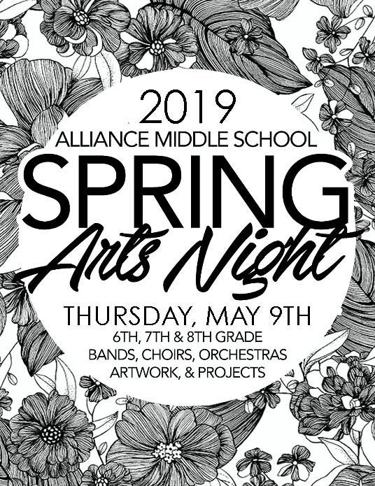 AMS Arts Night