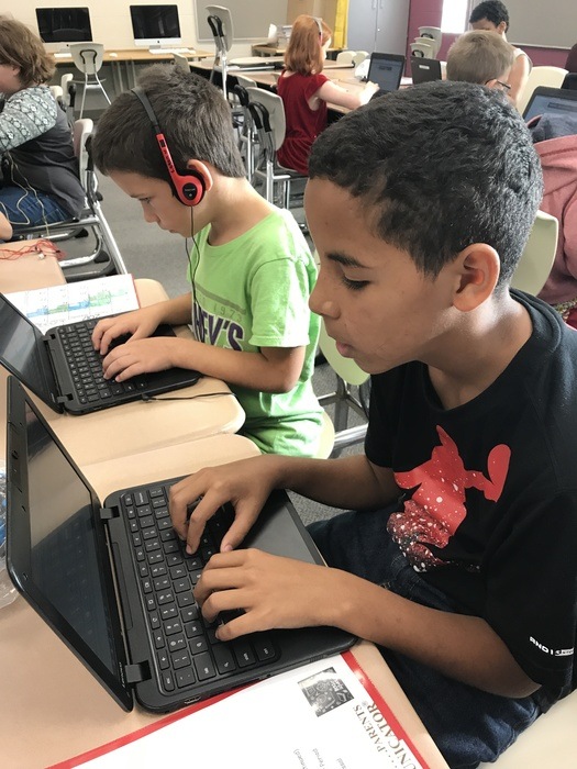 3rd grade typing lessons