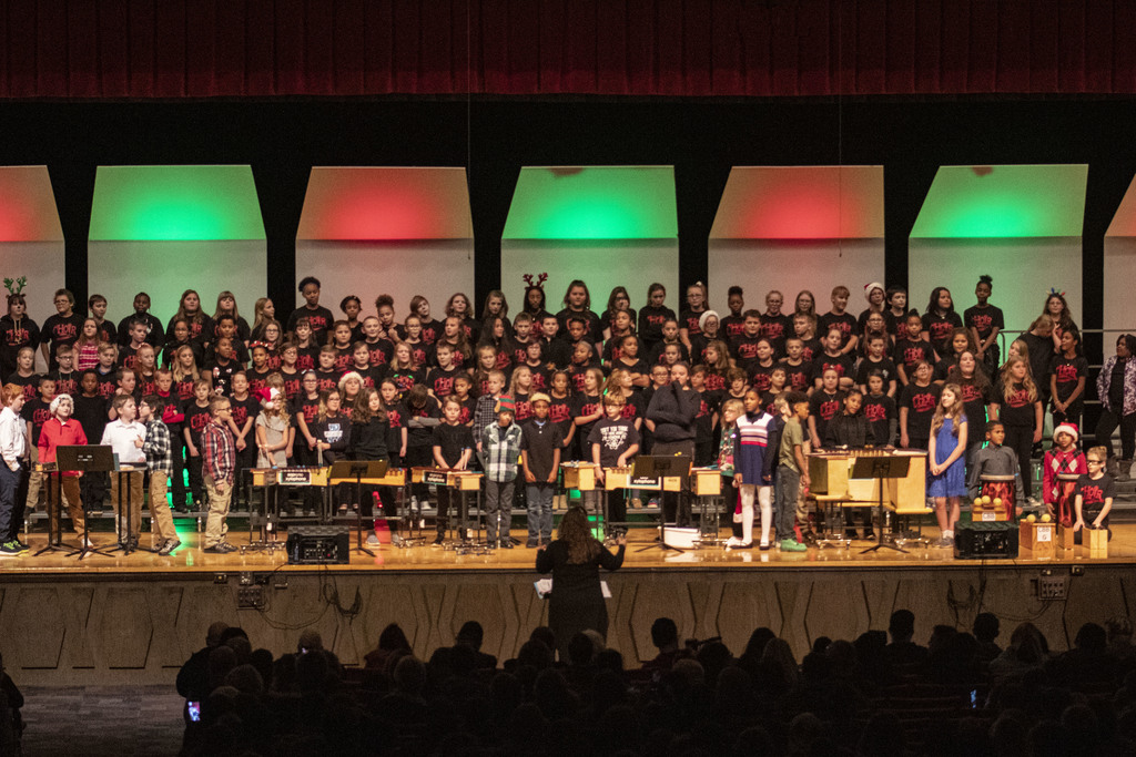 AIS Winter Concert