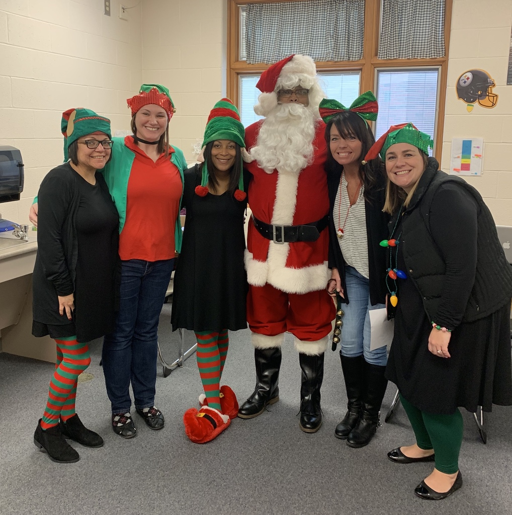 AIS Santa and elves