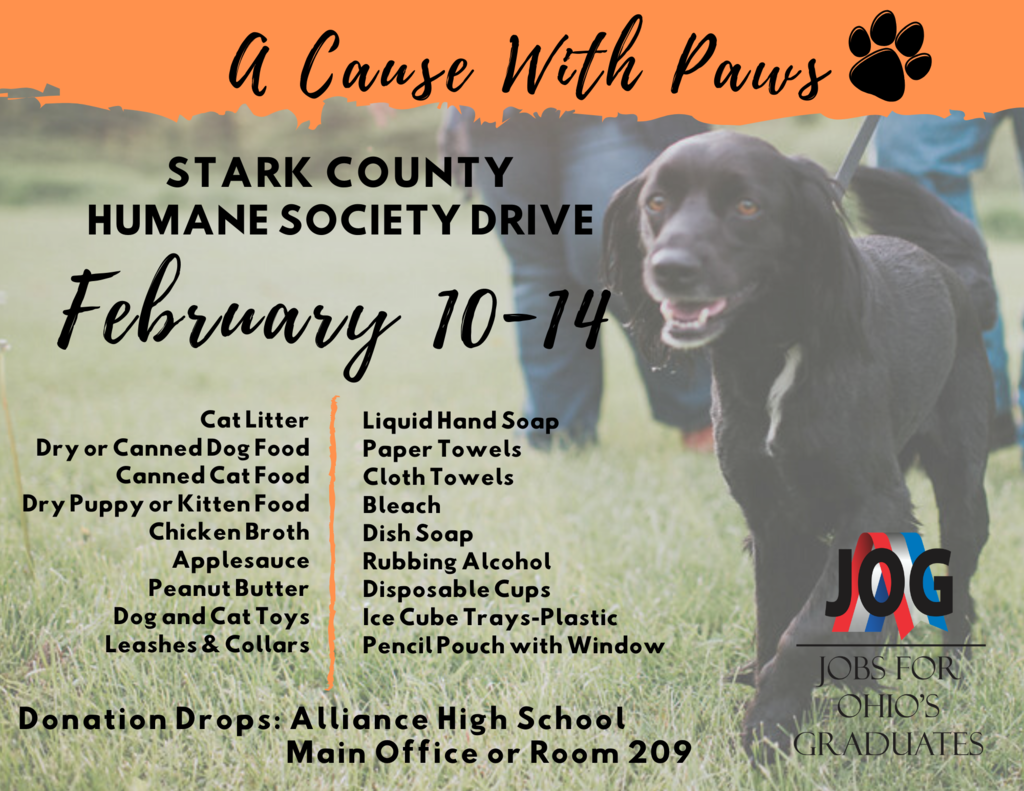 a cause with paws
