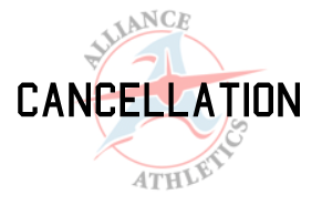 cancellation