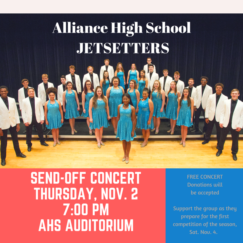 Jetsetters Send-Off Concert